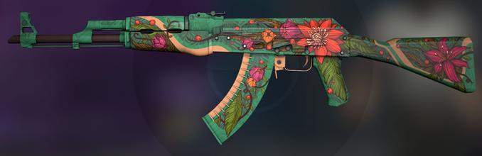 AK47 Wild Lotus